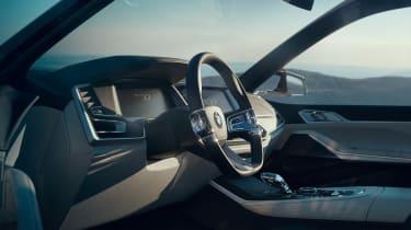 BMW X7 Concept - interior