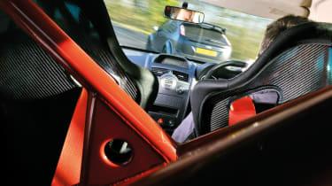 Renaultsport Megane R26.R racing interior
