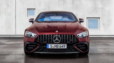 Mercedes-AMG GT53 MY22 – nose