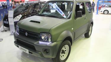 Suzuki Jimny Explorer