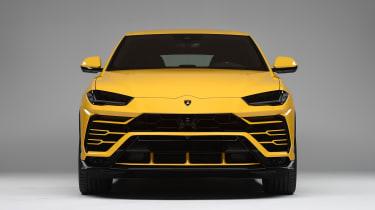 Lamborghini Urus – front