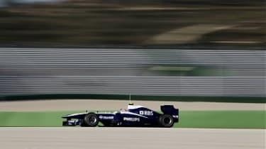 Williams Formula 1 car