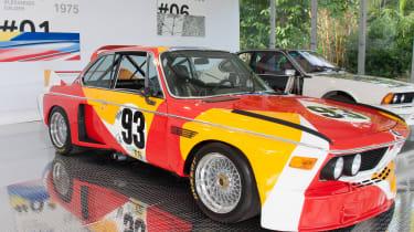 BMW Art car - Calder 3