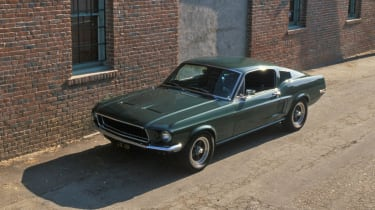 Bullitt Mustang (1968)