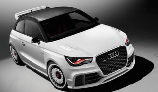 500bhp Audi A1 Clubsport quattro official pictures