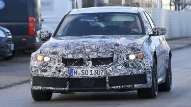 2020 BMW M3 (G80) - front
