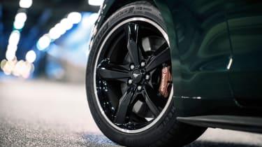 Ford Mustang Bullitt – wheels