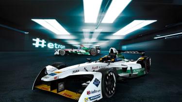 Audi e-tron FE04 - front