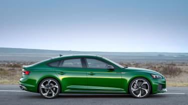 Audi RS5 Sportback - profile