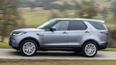 Land Rover Discovery 5 2021 - side