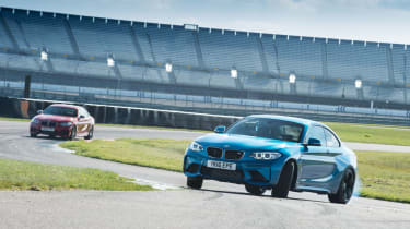 BMW M2 review - price, specs and 0-60 time | | Evo
