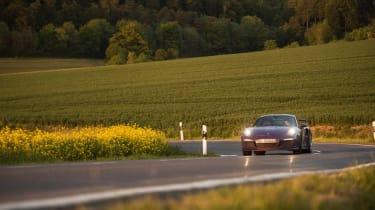 Porsche 911 GT3 RS - oversteer