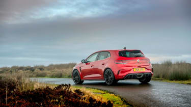 2021 Renault Megane RS300 DCT - rear quarter