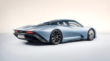 McLaren Speedtail - rear quarter