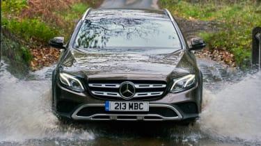Mercedes E-class All-Terrain – front