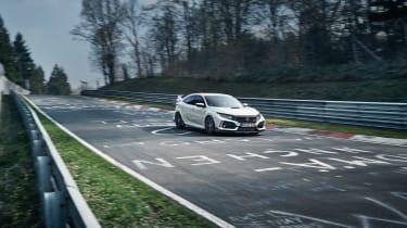Honda Civic FK8 Type R - Nurburgring