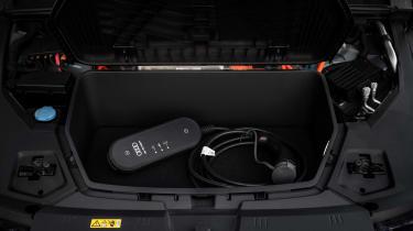 Audi e-tron 2019 boot