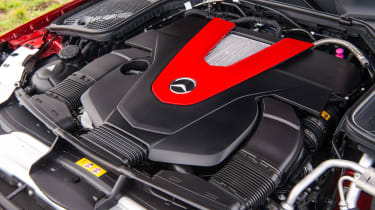 Mercedes-AMG C43 Saloon - Engine