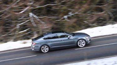 Audi S5 Sportback panning