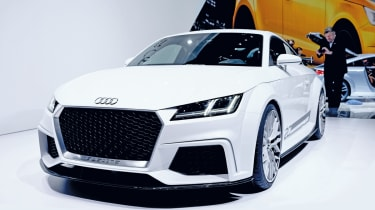 evo Magazine May 2014 - Audi TT Quattro Sport