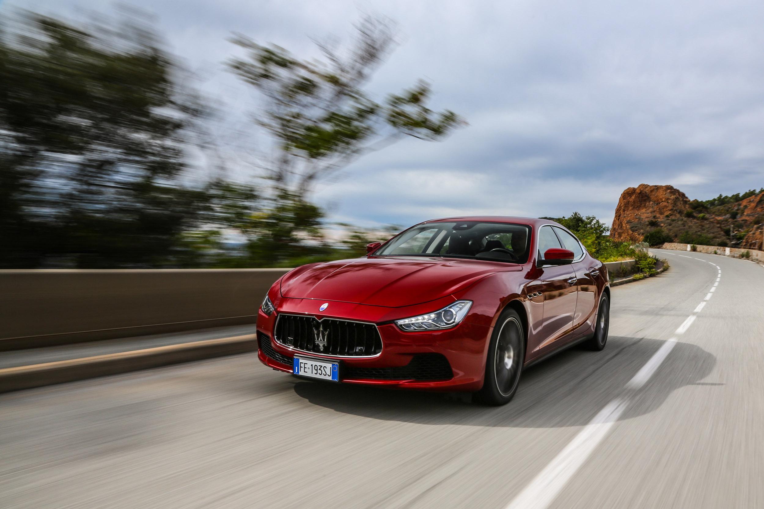 Maserati Ghibli 0 60 >> Maserati Ghibli Diesel Review Improved Italian Still Lags
