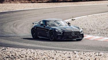 Edo Mercedes-AMG GT R – front quarter