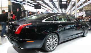 Beijing show: Jaguar XJ Ultimate edition