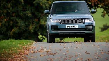 MY18 Range Rover - nose