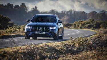 2021 Mercedes-AMG E53 4Matic+ Estate - front pan