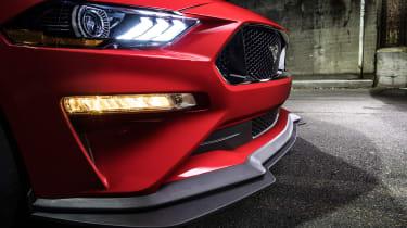 Ford Mustang GT Performance Pack Level 2 – front splitter