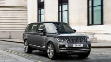 SVA Range Rover