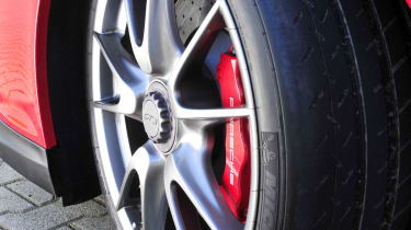Porsche GT3 wheel