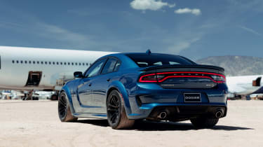 Dodge Charger SRT Hellcat Widebody rear 2
