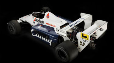 Senna's Toleman up for sale