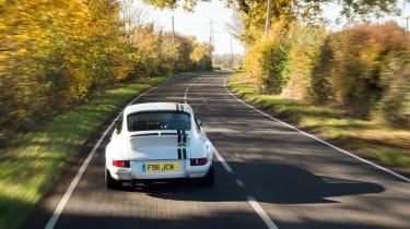 Paul Stephens Porsche 911 - rear