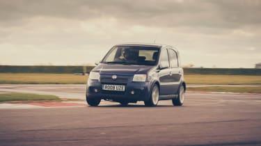 Fiat Panda 100 - front
