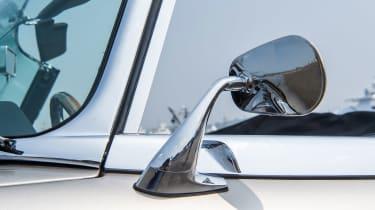 Jaguar e-type Zero drive - mirror