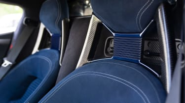 Ford GT Heritage Edition - seats