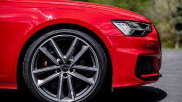 Audi S6 TDI - wheels