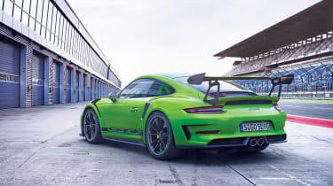 Porsche 911 GT3 RS - rear quarter 2