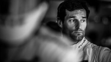 FIA WEC Shanghai Mark Webber