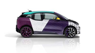 BMW MemphisStyle i3 - Profile1