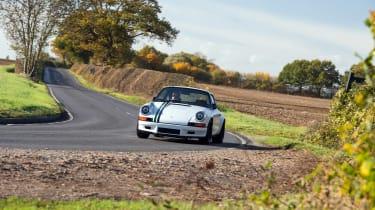 Paul Stephens Porsche 911 - cornering