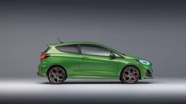 2022 Ford Fiesta ST –side