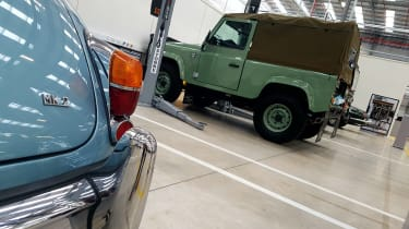 Jaguar Land Rover Classic Works - Land Rover