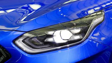Kia Ceed launch images - headlight