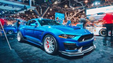 SEMA 2017 - Ford Mustang