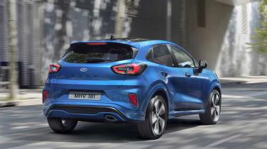Ford Puma 2019 - rear