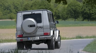 Mercedes-Benz G63 AMG video review