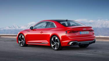 Audi RS5 - rear three quarter